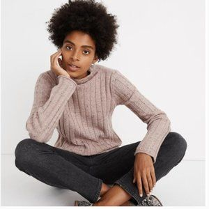 Madewell Donegal Evercrest Coziest Yarn Sweater